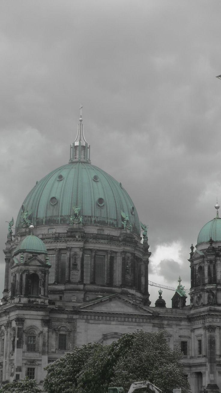 Berlin from an interail