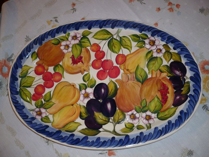 Fuente Frutas
