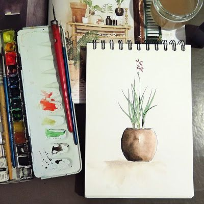 CaroLigne...: Envie de plantesDe la pluie tout le week end ! Env...