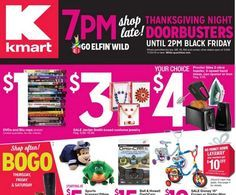 Kmart Black Friday Ad 2016
