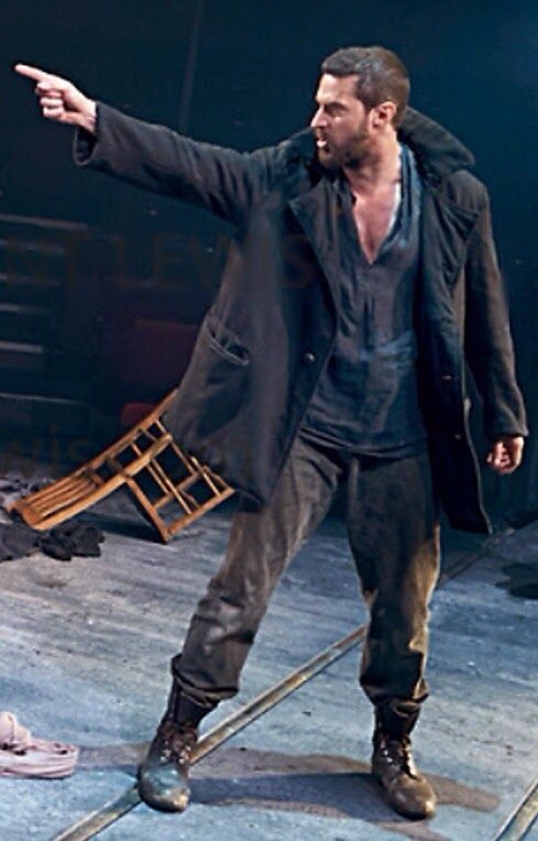 Did y'all hear that The Old Vic is going to make The Crucible available by download?? Yea!!!