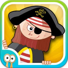 Happi & The Pirates - Given away for free to teachers in Happi Papi's App Evaluation Program - April 2013.