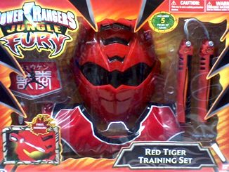 Toy Guide Power Rangers Jungle Fury - Winter 07 Toys | Power Rangers Central