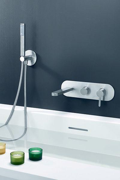 die besten 25 edelstahl badarmaturen ideen auf pinterest asiatische badezimmer spiegel. Black Bedroom Furniture Sets. Home Design Ideas
