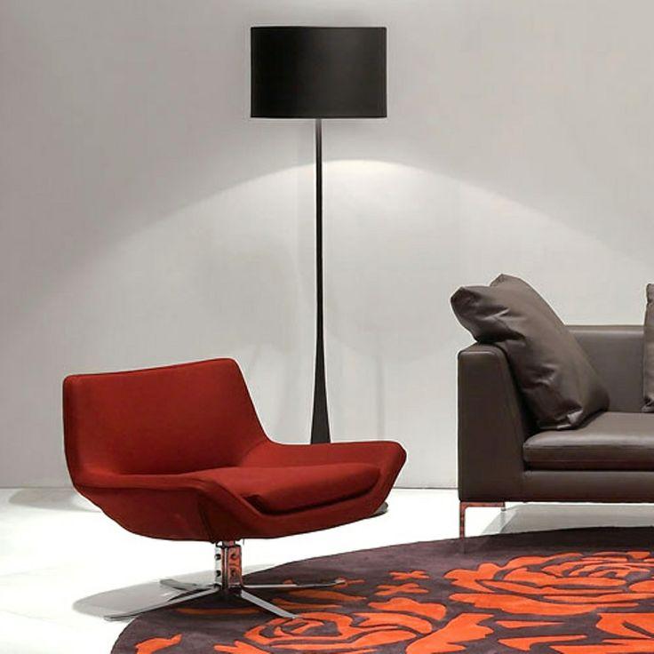 Pinterest Red Living Room