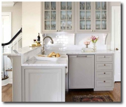 7 best kitchen craft images on pinterest home ideas for Grey kitchen cabinets ideas