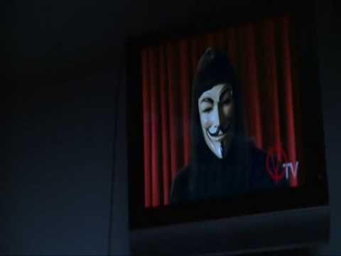 """""""La verità è che c'è qualcosa di terribilmente marcio in questo paese"""" - V per Vendetta, il Discorso -"""