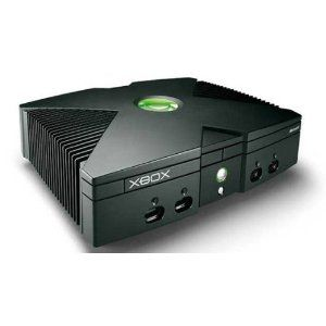 Original Xbox Console (OLD MODEL) - Product FeaturesOriginal Xbox Console by Microsoft