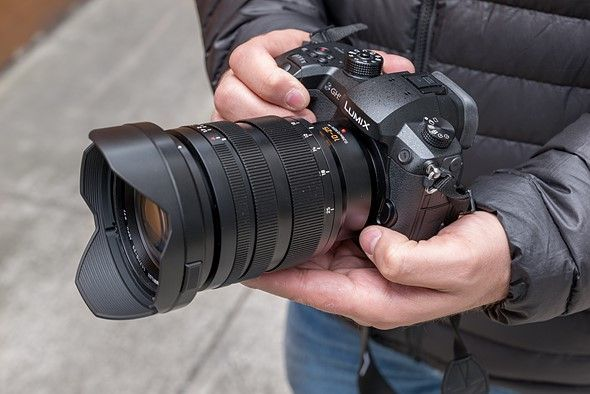 Hands On With Panasonic S 10 25mm F1 7 Micro Four Thirds Lens Panasonic Single Lens Lens