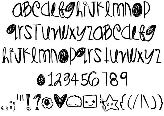 DiamondsPearls font by Des - FontSpace  Lots of cute fonts here