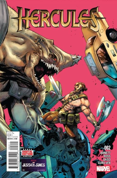 Hercules (2015) Issue #2