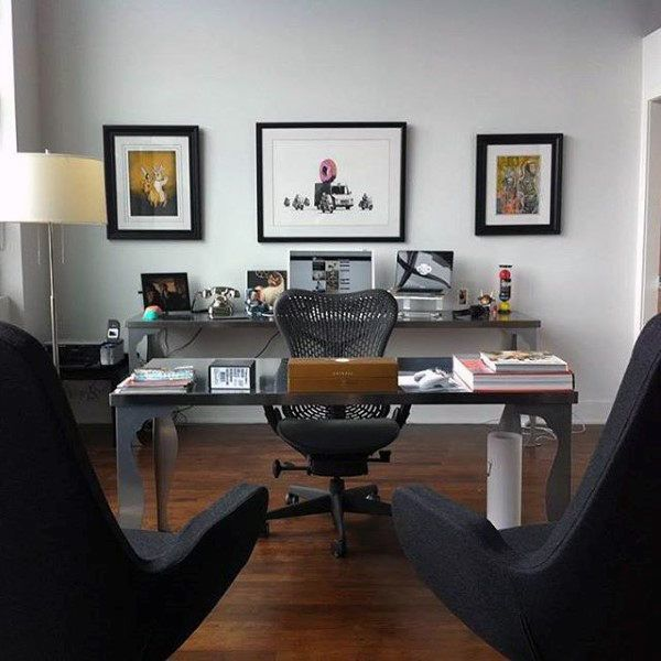 The 18 Best Home Office Design Ideas With Photos: Best 25+ Small Home Offices Ideas On Pinterest