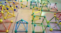 CARBAJO: Taller de cuerpos geométricos