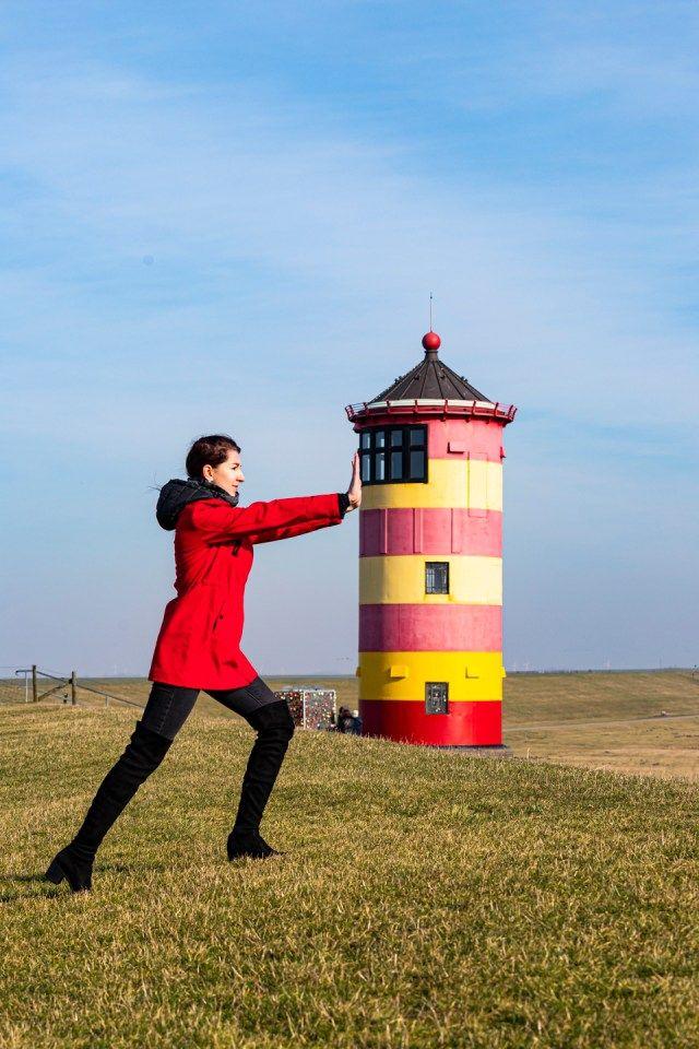 Ein Wochenende In Ostfriesland Der Pilsumer Leuchtturm Die Stadt