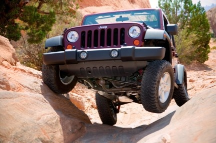 Jeep Wrangler Rubicon- This is EXACTLY why i want one!