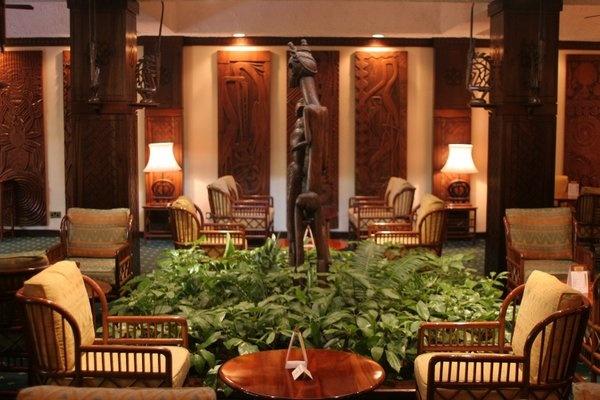 Serena Hotel, Nairobi, Kenya