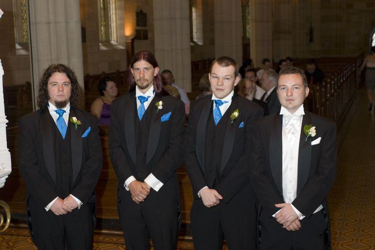 Handsome men!