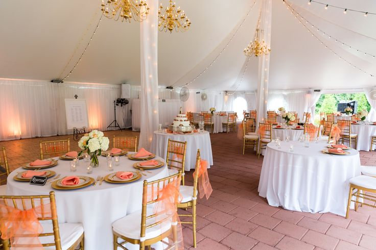 The Reception Tent at my wedding venue I'm sooo in love