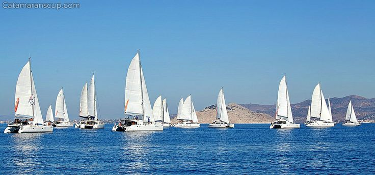 4th Catamarans Cup 2013. For more information, please click the link below: www.catamaranscup...