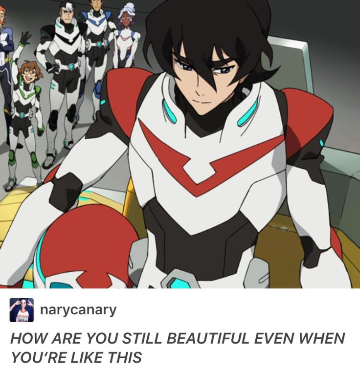 Voltron | Keith | Shiro | Lance | Pidge | Hunk | Voltron Season 2
