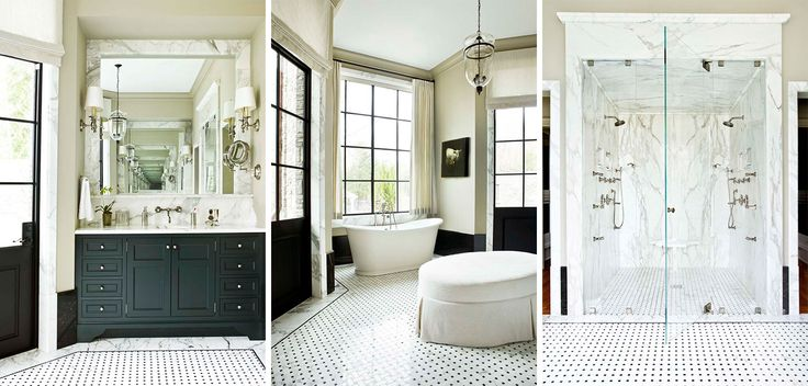 Bathrooms - Westbrook Interiors