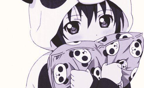 panda anime girl - Buscar con Google