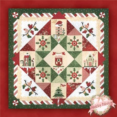 Peppermint Place Bom Block Of The Month Program I