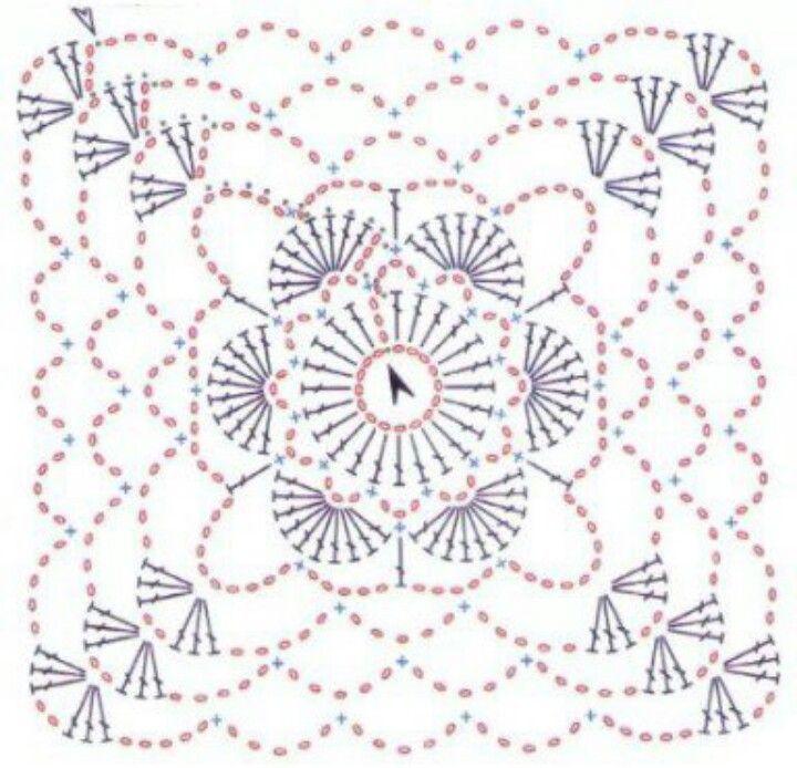 Cómo tejer un bolso a crochet | Crochet Motifs | Pinterest | Crochet ...