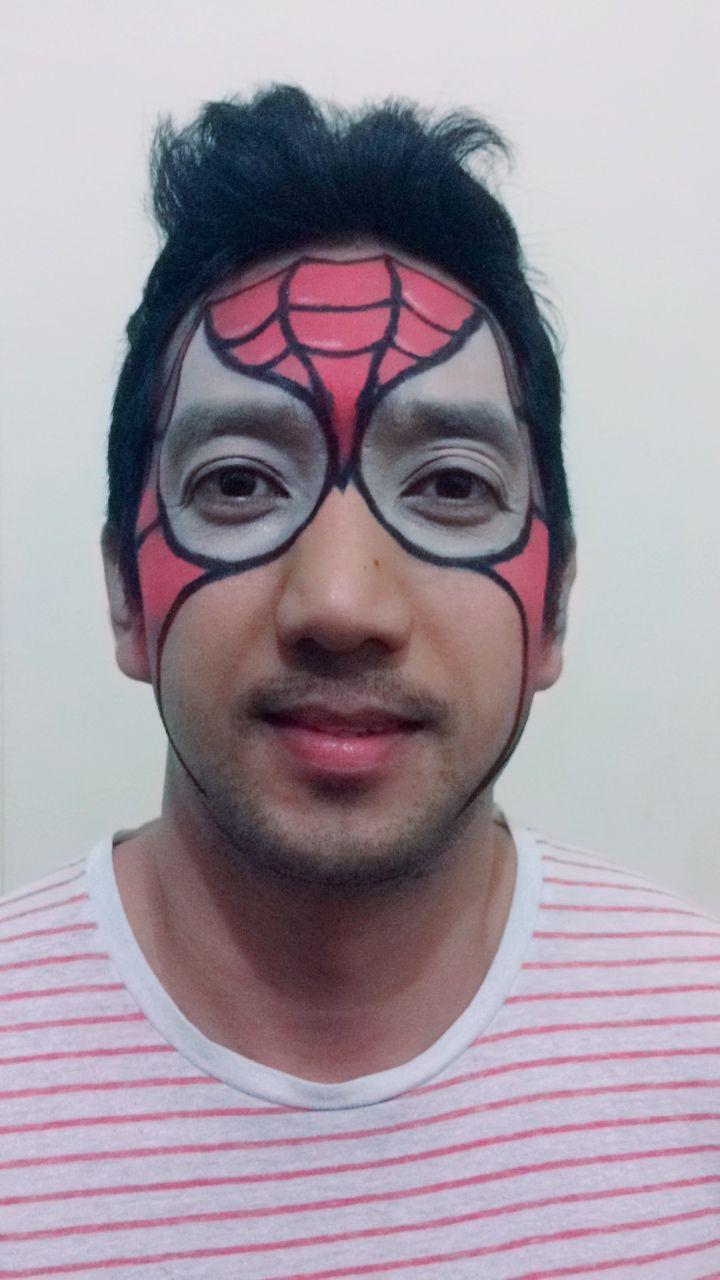 My spiderman 💘