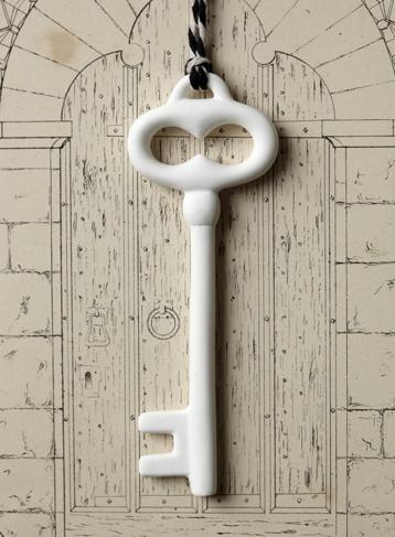 Love these porcelain keys