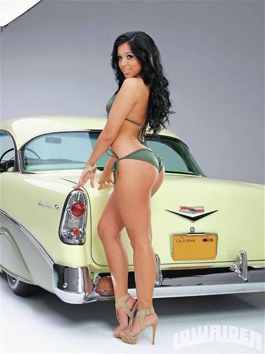 Lowrider Girl Low Life Pinterest Girls Lowrider And