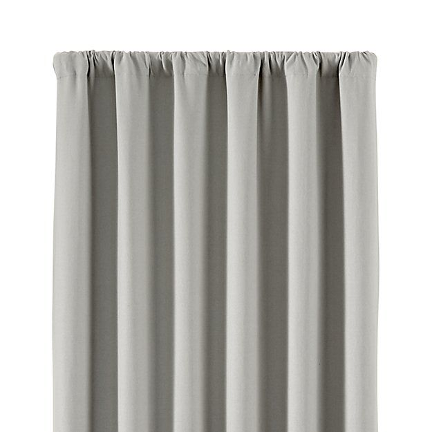 shop wallace grey blackout curtains harmonizing with both and traditional interiors our grey