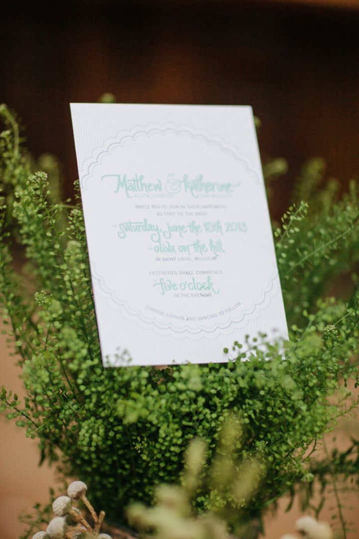 invitation letter for judging an event%0A Modern Rustic Herb Inspired Wedding Ideas