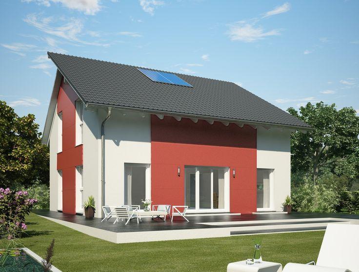 Einfamilienhaus modern pultdach  390 besten Energiesparhäuser Bilder auf Pinterest | Modernes ...