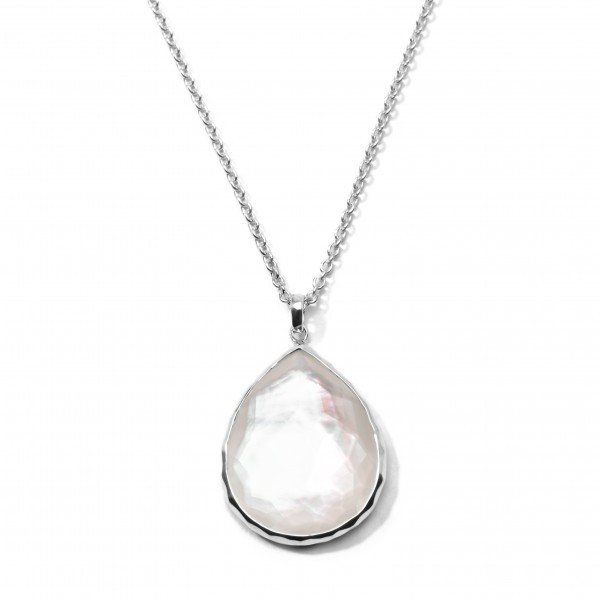 Ippolita 925 Rock Candy Pring Ring Pendant Necklace whEkn