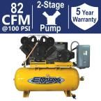 Industrial Plus Series 120 Gal. 25 HP 3-Phase 2-Stage Stationary Electric Air Compressor