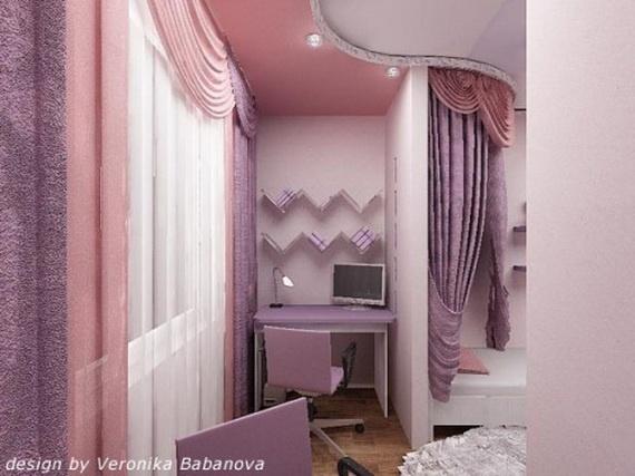 lovin' the pink and purple fabrics!