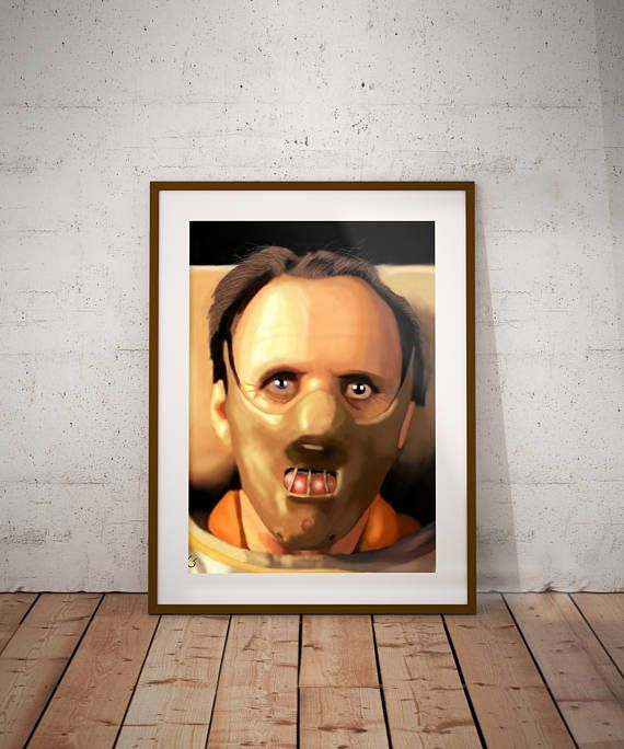 Check out this item in my Etsy shop https://www.etsy.com/ca/listing/524608890/silence-of-the-lambs-hannibal-lecter
