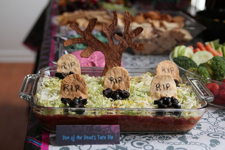 monster high party ideas | Very Monster High Birthday Party -- The Food - Home - burgh baby