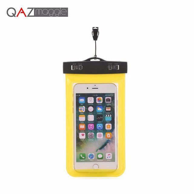 Universal Waterproof Bags Underwater Phone Case For iPhone 6 6s Plus 5S SE 7 7Plus/Samsung Galaxy S6 S7 Edge Plus S8