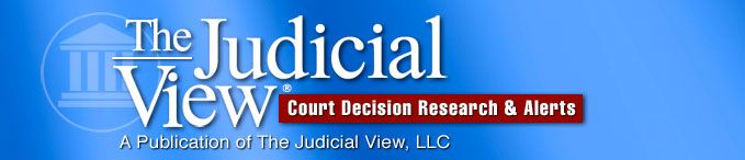 Judicial View > Federal Cases > Civil Procedure > Democratic National Committee v Republican National Committee