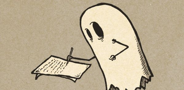 Find a ghostwriter question