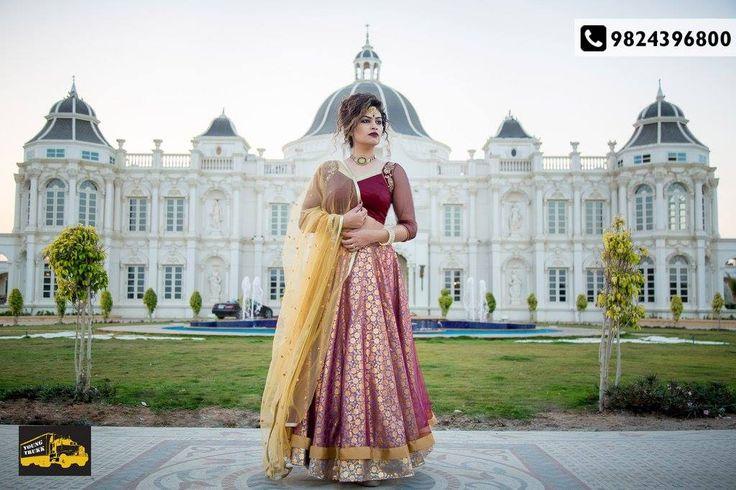 The Bridal and Semi Bridal collection of Spring Summer 2017. Add: 14 Rawmeshwer row house,Bodakdev,AHmedabad Contact. 9824396800 #Fashion #Clothing #Renting #YoungTrukk #CityShorAhmedabad