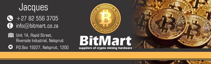 The Bitcoin Market in South Africa explodes, thanks to Bitmart.co.za