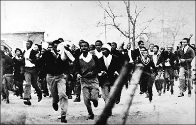 "June 16- ""SOWETO UPRISING"" YOUTH DAY"
