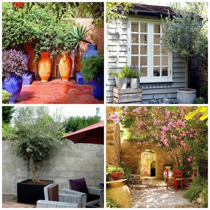 Meer dan 1000 idee n over mediterrane tuin op pinterest spaanse tuin droge tuin en italiaanse - Foto droge tuin ...
