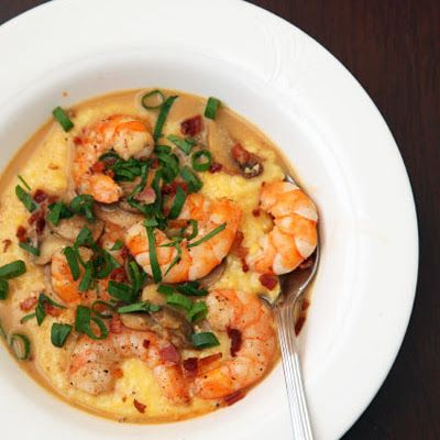Recipe~Authentic Shrimp and Grits from Crooks Corner in Chapel Hill, NC.