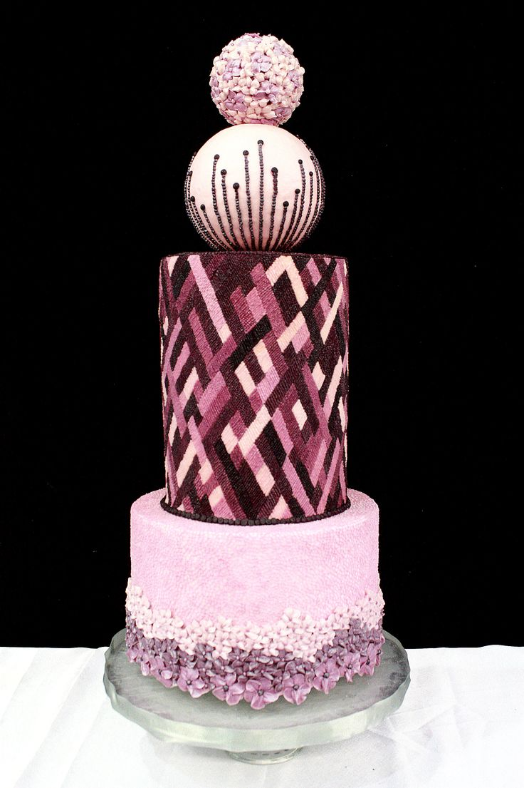 Buttercream Art Cake