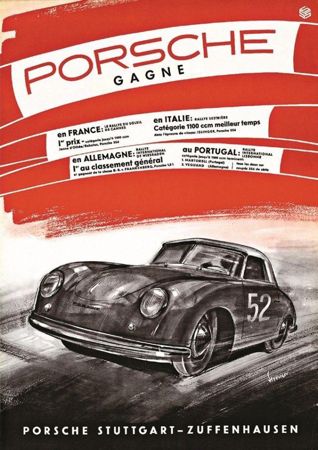 The Auto Spa Gallery Vintage Porsche Porsche 356 Porsche