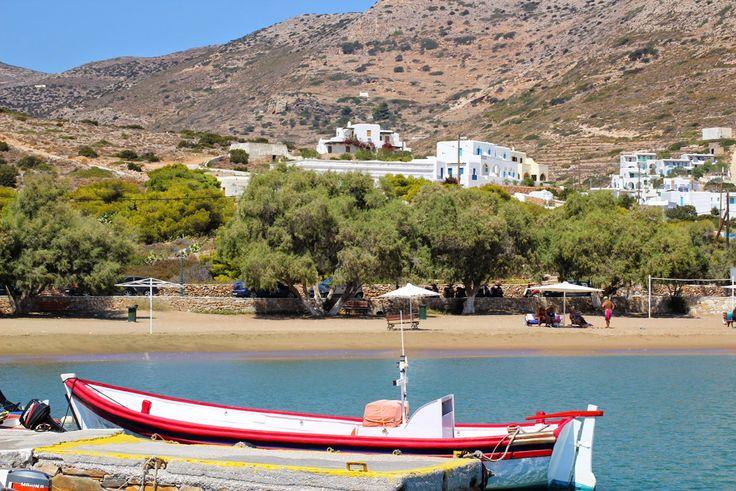 A la voile ! Les Cyclades en Catamaran - Sikinos